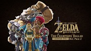 Carátula de Zelda: Breath of the Wild - DLC 2 - Nintendo Switch