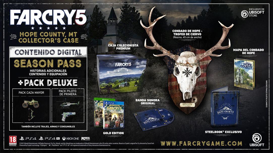 Concurso: ¡PS4 Pro, Assassin's Creed Origins, Far Cry 5 y Mario + Rabbids! [Resultado]