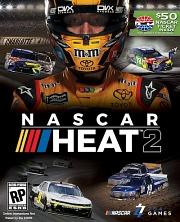 Carátula de NASCAR Heat 2 - PS4