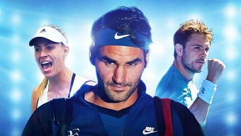 Tennis World Tour, aspirante a Grand Slam