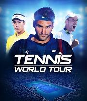 Carátula de Tennis World Tour - PC