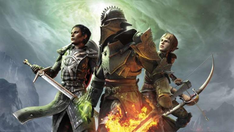 Dragon Age 4 (Nom provisoire)