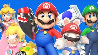 Mario + Rabbids Kingdom Battle: Estrategia, Mario, Combates y los Rabbids