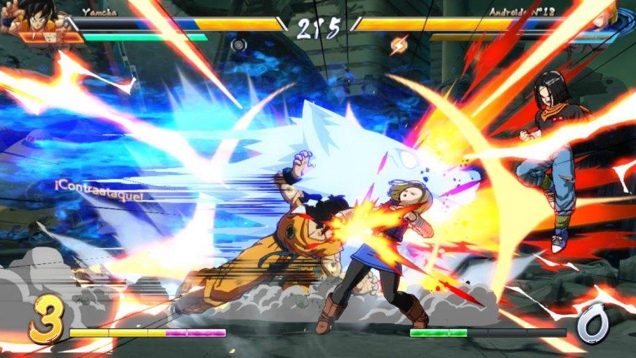 Dragon Ball Fighter Z análisis