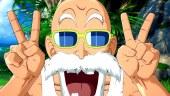 Dragon Ball FighterZ pone fecha al Maestro Roshi en otro épico tráiler