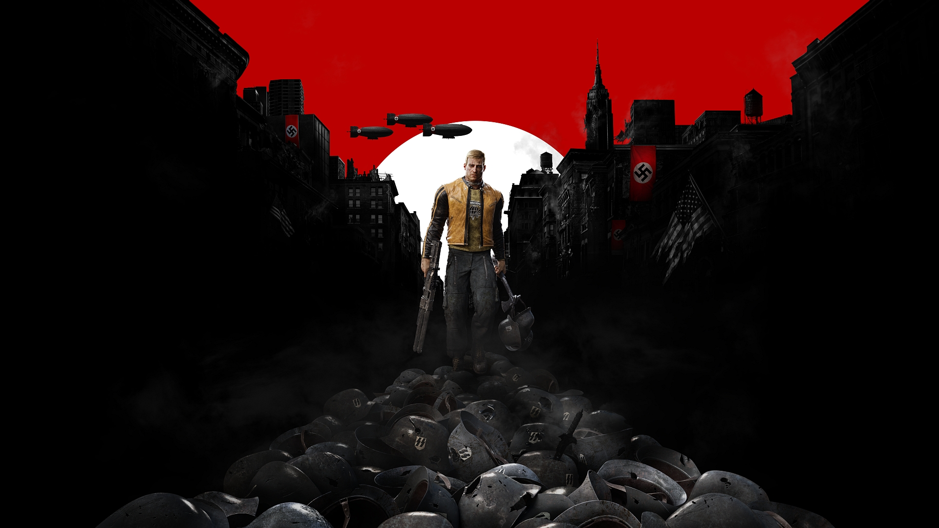 Wolfenstein 2: The New Colossus se presenta en el E3 2017: llega en octubre