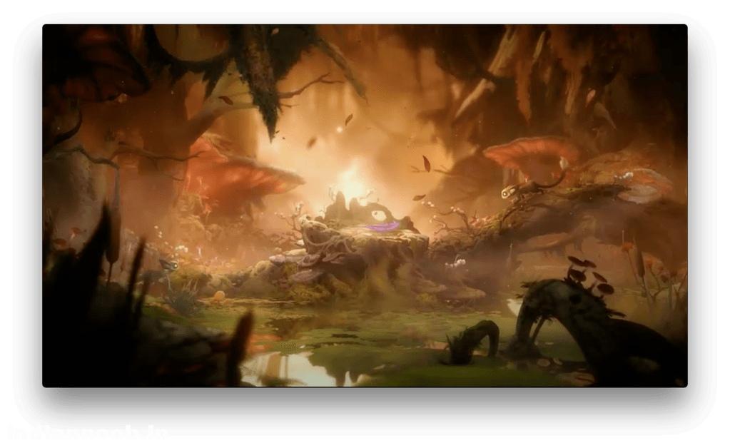 Filtran imágenes de una posible secuela de Ori and the Blind Forest