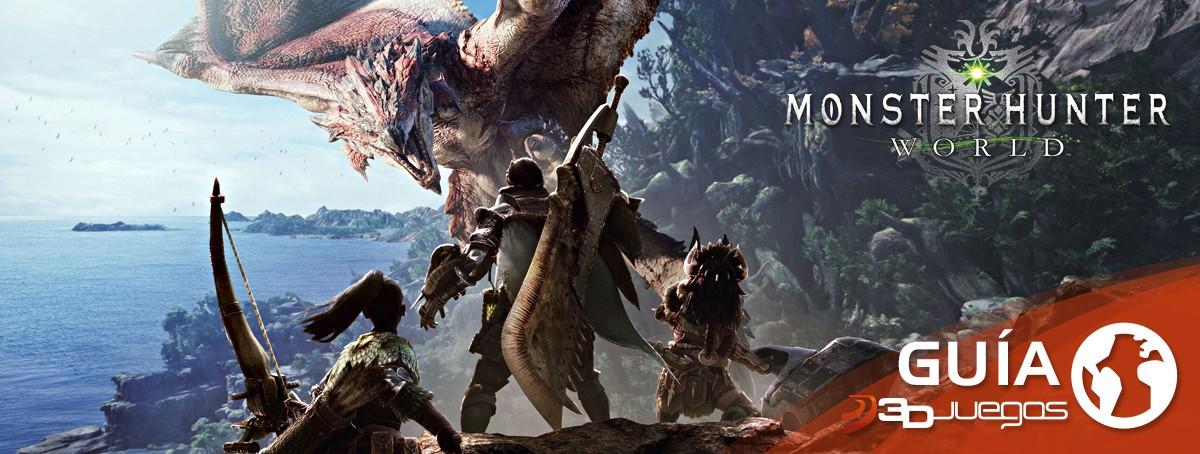 Guía Monster Hunter: World: Trucos y consejos y secretos
