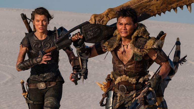Esta fue una de las primeras imágenes oficiales de la película.