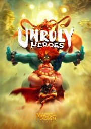 Carátula de Unruly Heroes - Nintendo Switch