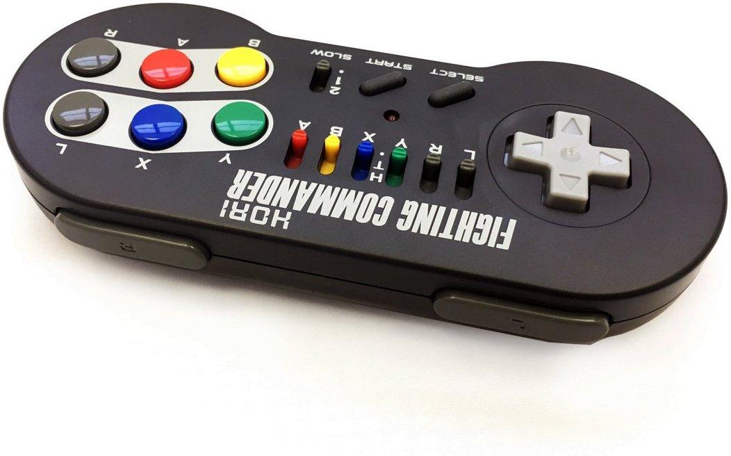 Regresa un clásico: Fighting Commander, el mejor mando para Super NES Mini