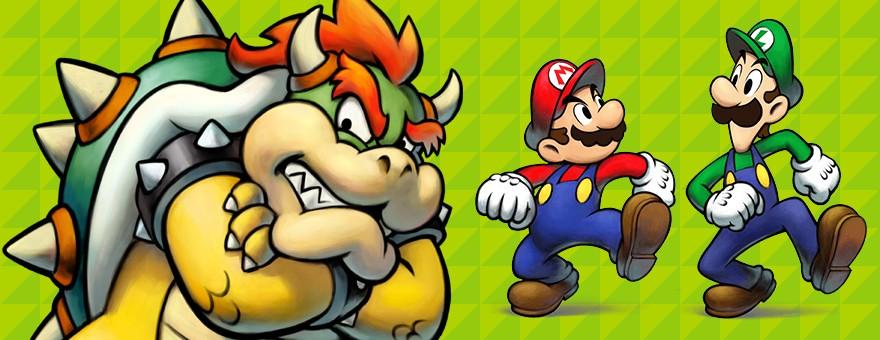 Mario & Luigi Superstar Saga: Mira, mira... Mario & Luigi: Superstar Saga tiene cosas que demostrar en su remake para 3DS