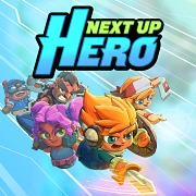 Carátula de Next Up Hero - Nintendo Switch