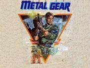 Carátula de Metal Gear - C-64