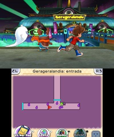 Yo-Kai Watch 2 Mentespectros