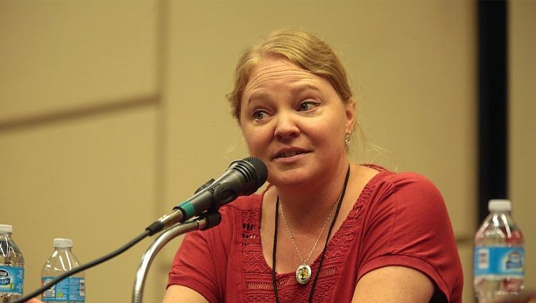 Melissa Hutchison, actriz de voz
