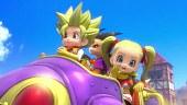 Así es el multijugador de Dragon Quest Builders 2, ¡construcción en grupo!