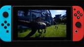 La vida se abre paso también en Nintendo Switch: Tráiler de Jurassic World Evolution: Complete Edition