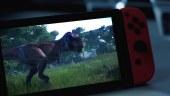 Tráiler de lanzamiento de Jurassic World Evolution para Switch: los dinosaurios ya reinan en la consola