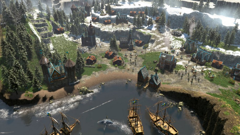 Age of Empires III Definitive Edition PC