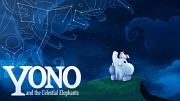 Carátula de Yono and the Celestial Elephants - Nintendo Switch