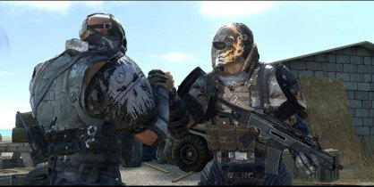 Army of Two análisis