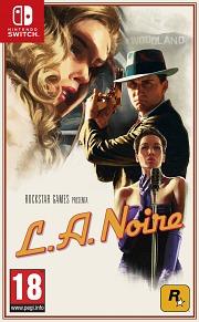 Carátula de L.A. Noire - Nintendo Switch