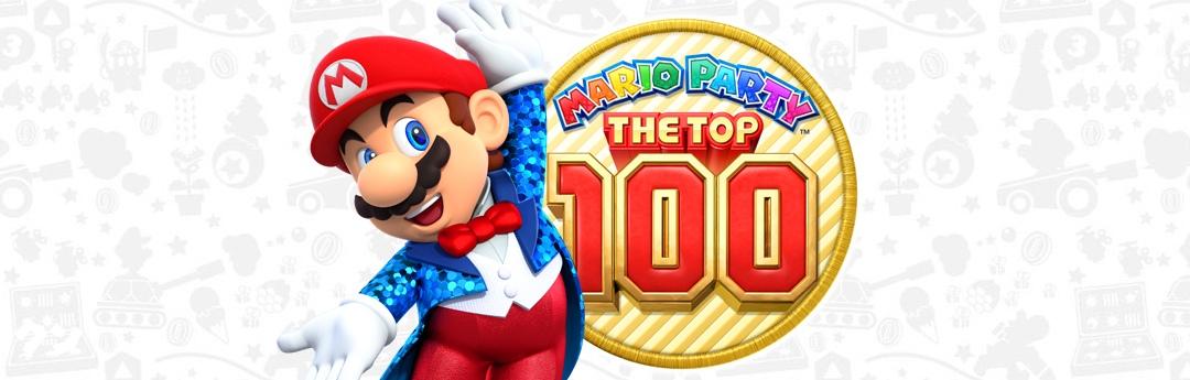 Análisis Mario Party The Top 100