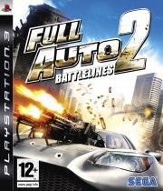 Carátula de Full Auto 2: Battlelines - PS3