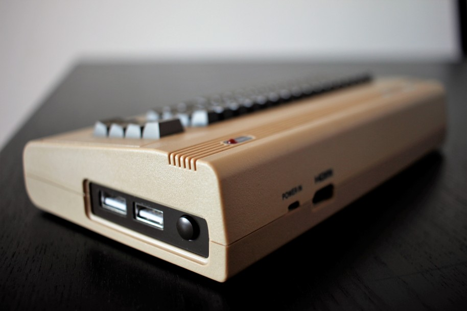 The C64 Mini C-64