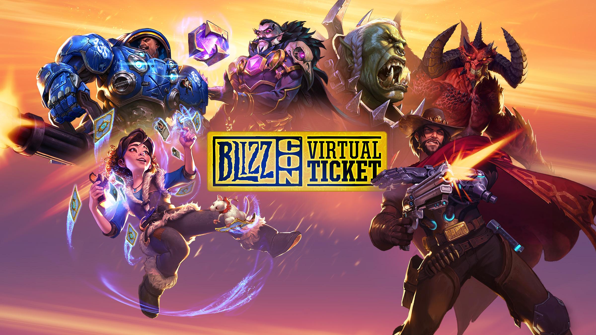 BlizzCon permitirá probar la demo de World of Warcraft Classic