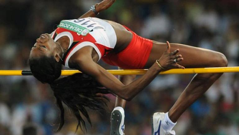 Nicole Forrester, exatleta olímpica