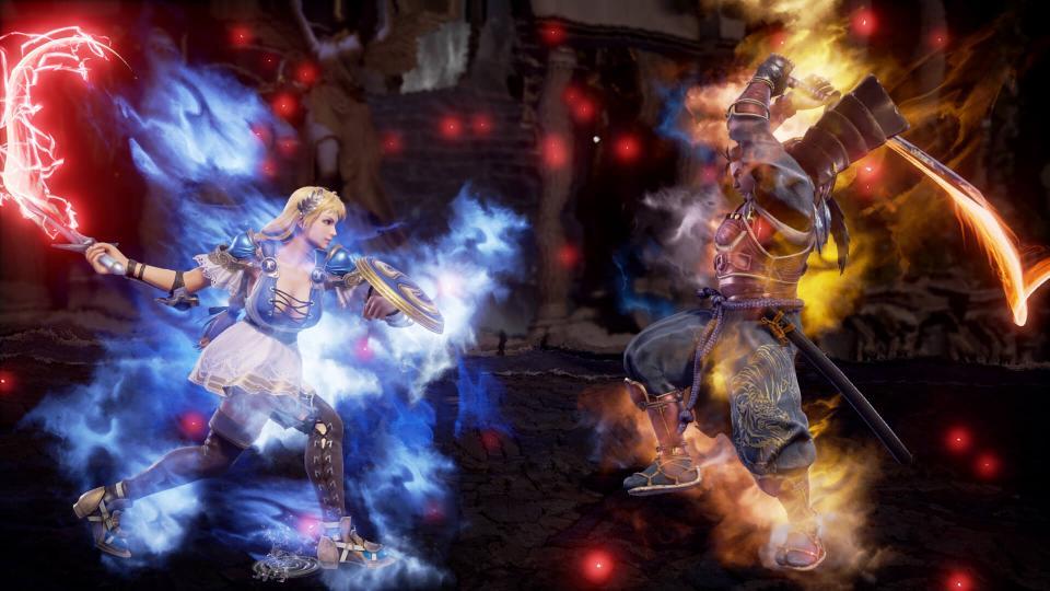 Bandai Namco define Soul Calibur 6 como un reinicio