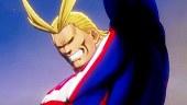 Become a hero. Tráiler de lanzamiento de My Hero One's Justice