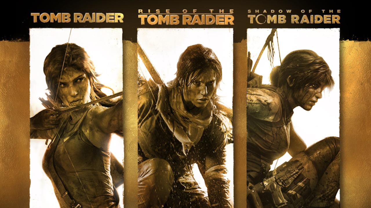 Tomb Raider: Definitive Survivor Trilogy aparece listado en la tienda de Microsoft