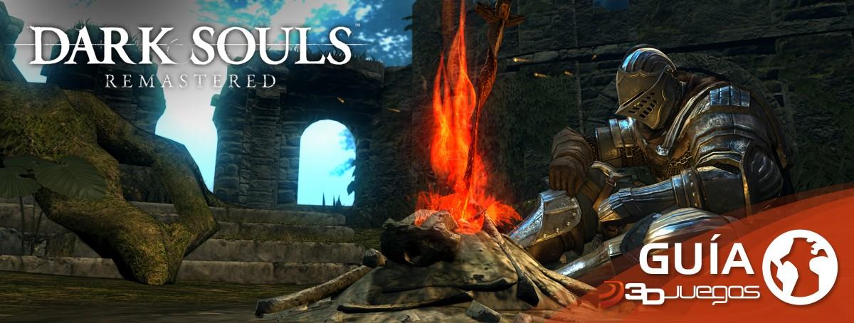 Guía Dark Souls: Remastered: Trucos y consejos y secretos