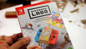 ¿Todavía no comprendes Nintendo Labo? 6 claves para que lo hagas