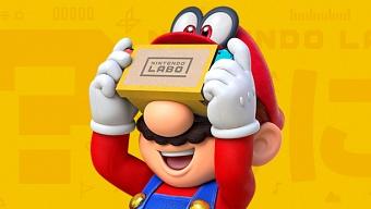 Nintendo Labo VR, una gran forma de entrar en la realidad virtual
