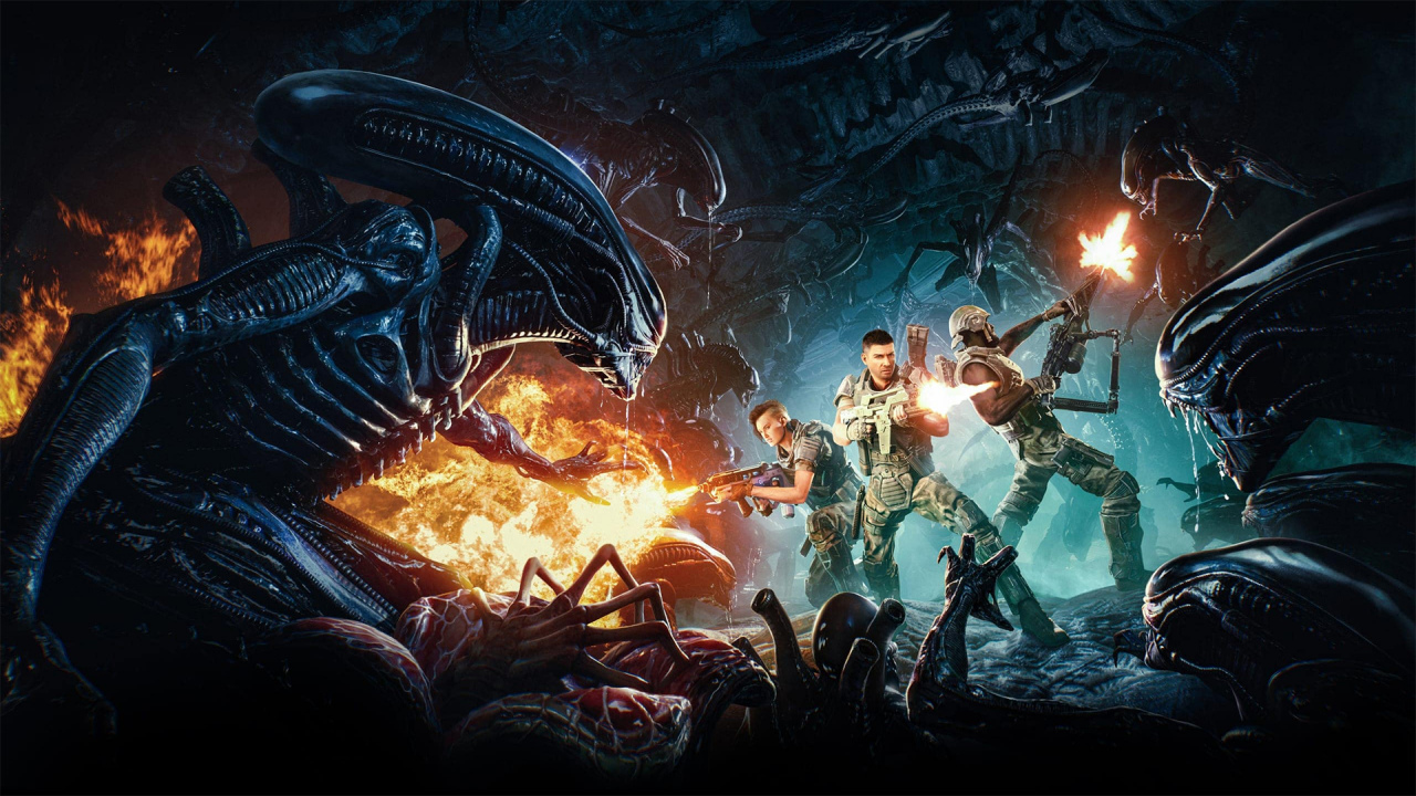Aliens Fireteam enseña 25 minutos de gameplay: miedo a la oscuridad en este juego cooperativo