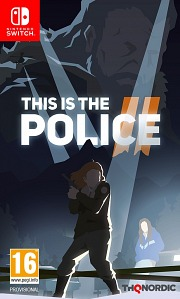 Carátula de This is the Police 2 - Nintendo Switch