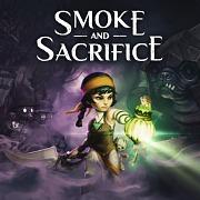 Carátula de Smoke and Sacrifice - Nintendo Switch