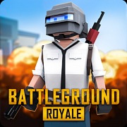 Carátula de Pixel's Unknown Battlegrounds - Android