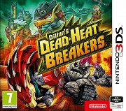 Carátula de Dillon's Dead-Heat Breakers - 3DS
