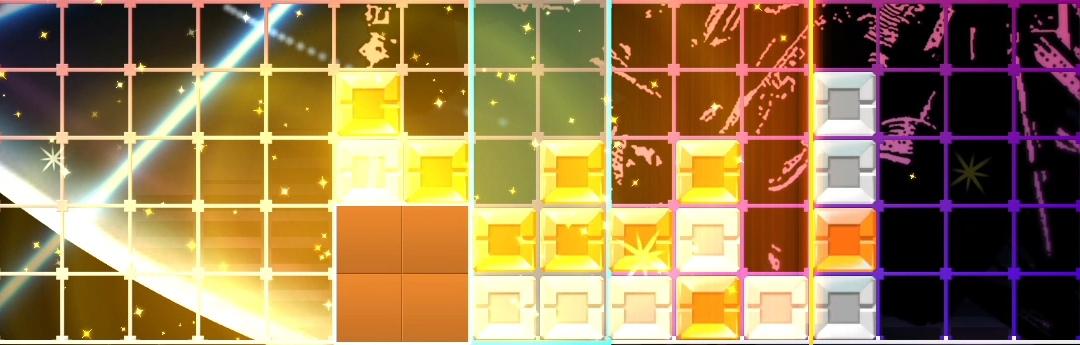 Análisis Lumines Remastered