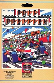 Carátula de Pole Position - Amiga