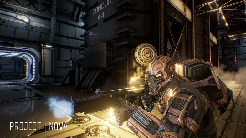 Project Nova resucita, pero no tendrá relación EVE Online
