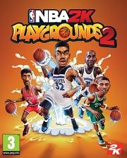 Carátula de NBA Playgrounds 2 - Nintendo Switch