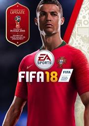 Carátula de FIFA 18 World Cup Russia 2018 - Nintendo Switch