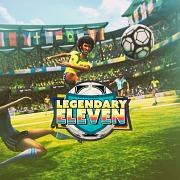 Carátula de Legendary Eleven: Epic Football - Nintendo Switch