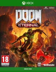 Carátula de DOOM Eternal - Xbox Series